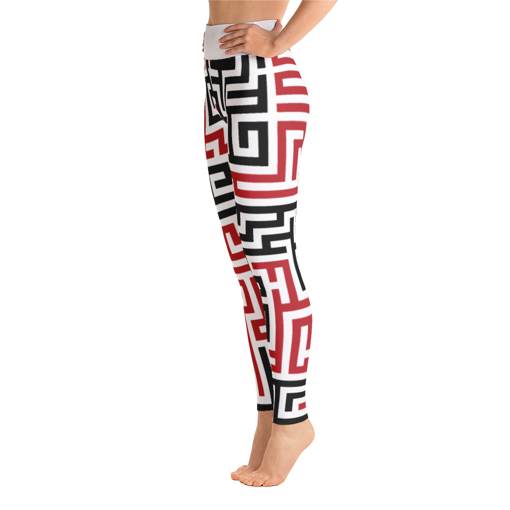 versace style leggings from Custom Clobber Club - customclobberclub,  - T-shirts & Sweaters