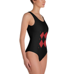Triple C One-Piece Black Swimsuit Limited Ed. - customclobberclub,  - Streetwear,T-shirts,Hoodies,Sweaters,hypebeast