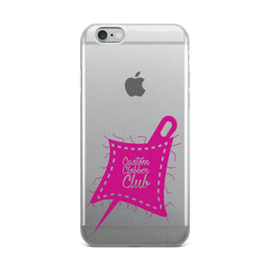 pink iPhone Case - customclobberclub,  - T-shirts & Sweaters