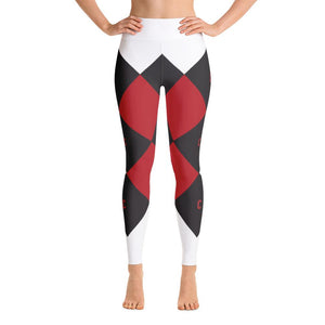 Custom Clobber Club Limited Ed. Narley Gym Yoga Leggings - customclobberclub