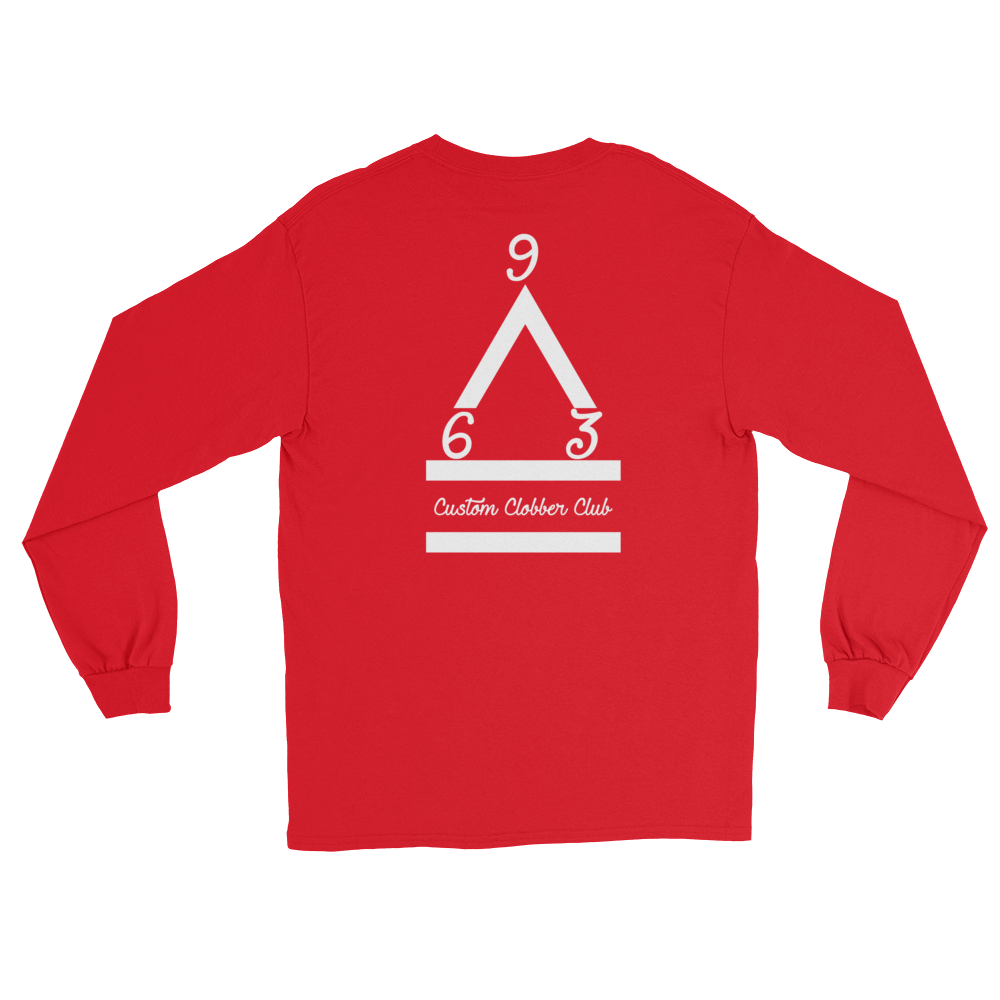 Key Long Sleeve T-Shirt - customclobberclub,  - Streetwear,T-shirts,Hoodies,Sweaters,hypebeast