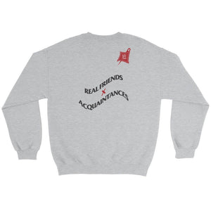 Custom Clobber Club Trust Issues Limited Ed. Sweatshirt - customclobberclub,  - Streetwear,T-shirts,Hoodies,Sweaters,hypebeast