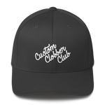 Classic Structured Twill Cap From Custom Clobber Club - customclobberclub,  - Streetwear,T-shirts,Hoodies,Sweaters,hypebeast