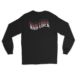 Bad Luck Long Sleeve T-Shirt - Limited Edition - customclobberclub,  - Streetwear,T-shirts,Hoodies,Sweaters,hypebeast