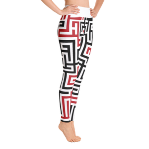 versace style pattern leggings from Custom Clobber Club - customclobberclub,  - T-shirts & Sweaters