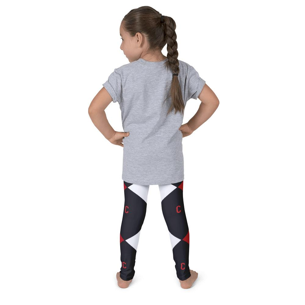 Triple C Young Girls leggings - customclobberclub,  - T-shirts & Sweaters
