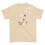 Unisex T-Shirt - Icon To Who? T-shirt From Custom Clobber Club - customclobberclub,  - Streetwear,T-shirts,Hoodies,Sweaters,hypebeast