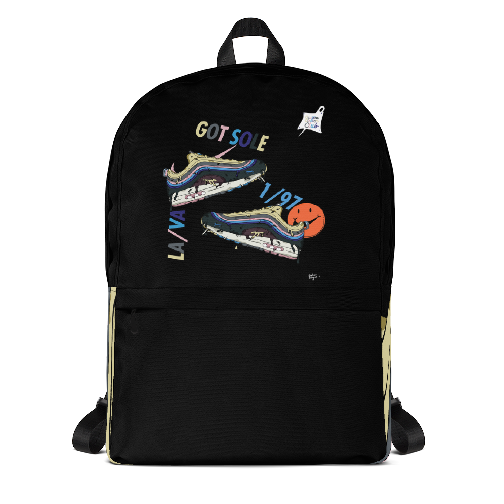 Sean Wotherspoon Sneaker Backpack