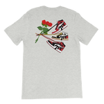 nike air jordan 1 chicago t-shirt