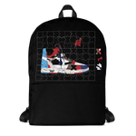 Jordan 1 Sneaker Chopped n Screwed limited edition Backpack