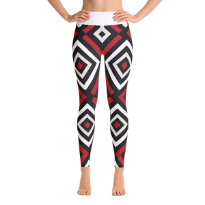 Geometric pattern leggings from Custom Clobber Club - customclobberclub,  - Streetwear,T-shirts,Hoodies,Sweaters,hypebeast