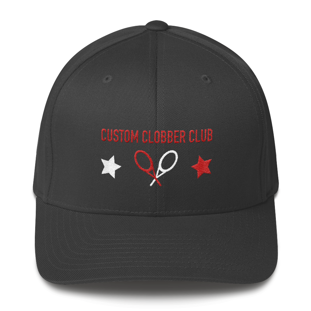 Tennis Hats From Custom Clobber Club (set 1) - customclobberclub c7e1b924c21