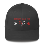 Tennis Hats From Custom Clobber Club (set 1) - customclobberclub,  - T-shirts & Sweaters