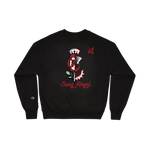 Royal Blood Champion Sweatshirt (BRed)- Limited Edition
