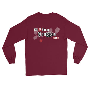 Fashion Killer Long Sleeve T-Shirt - customclobberclub,  - Streetwear,T-shirts,Hoodies,Sweaters,hypebeast