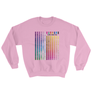 Rainbow Sweatshirt From Custom Clobber Club - customclobberclub,  - Streetwear,T-shirts,Hoodies,Sweaters,hypebeast