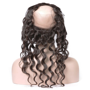 360 Lace Frontal Natural Wave