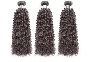 Brazilian Deep Curly - 3 bundles