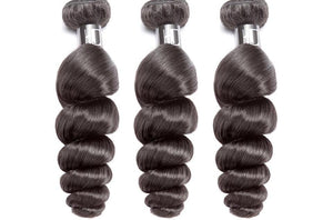 Malaysian Loose Wave - 3 Bundles