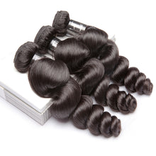 Brazilian Loose wave- 3 bundles