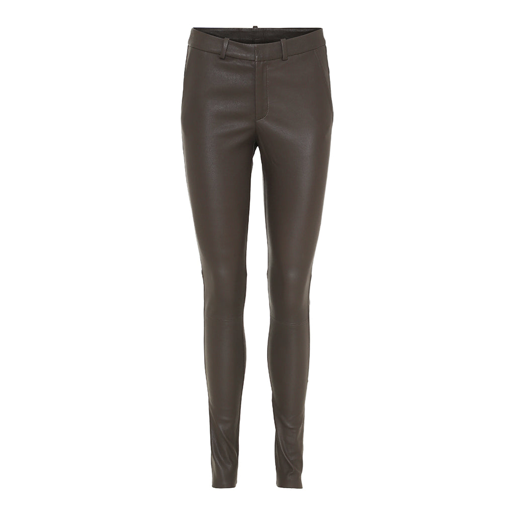 GILDA Pants, Black Olive