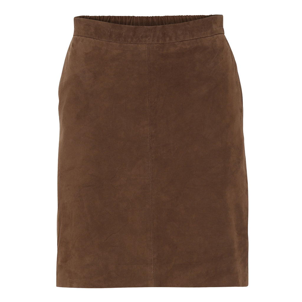 ISRA skirt, Trush Suede