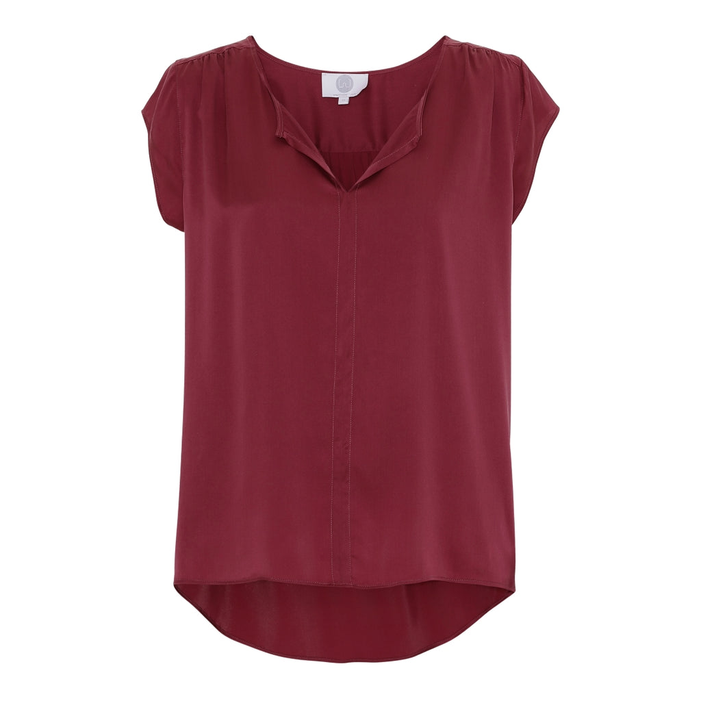 IZABELL Top, Earth Red - NORMAL PRICE 1.399KR