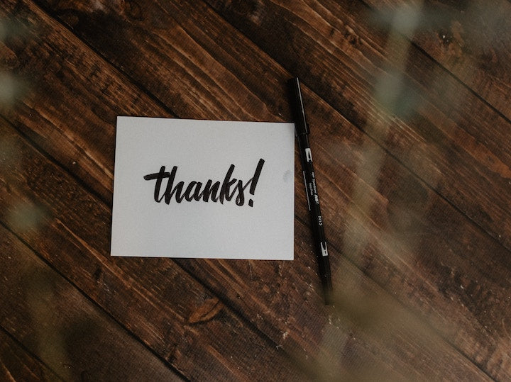 "3 Reasons Why A Handwritten ""Thank You"" Is Best"