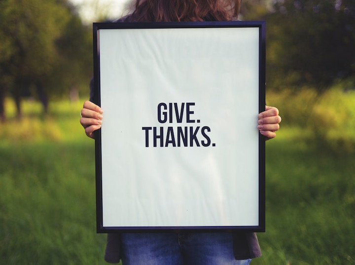 Practice Gratitude This Holiday Season