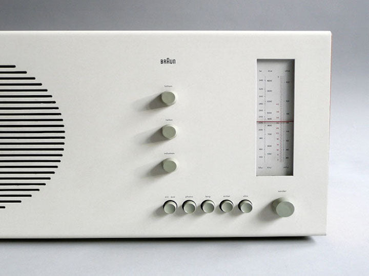 Inspiration Series - Dieter Rams