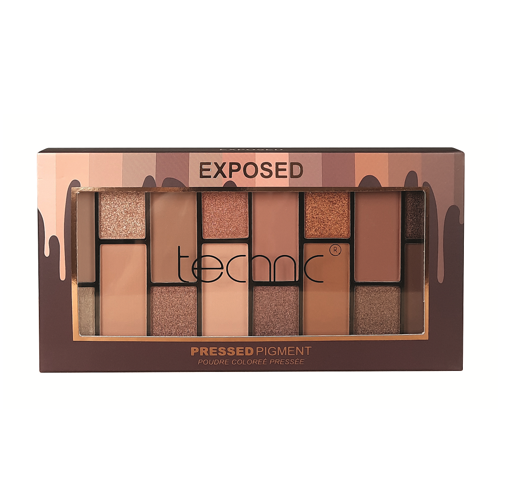 Technic Exposed Pressed Pigment Palette