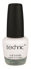Technic Nail Varnish - White