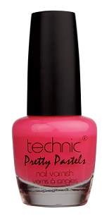 Technic Nail Varnish - Candyfloss