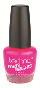 Technic Nail Varnish - Flamingo