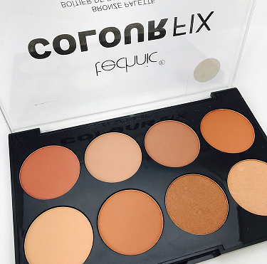 Technic Colour Fix Bronzing Palette