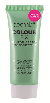 Technic Colour Fix Correcting Primer - Green