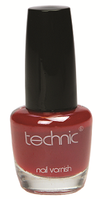Technic Nail Varnish - Tango Red