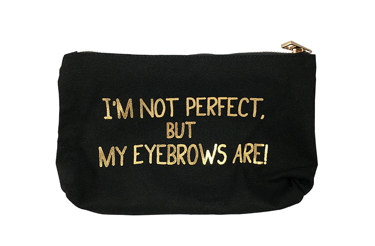 Technic Slogan Makeup Bag