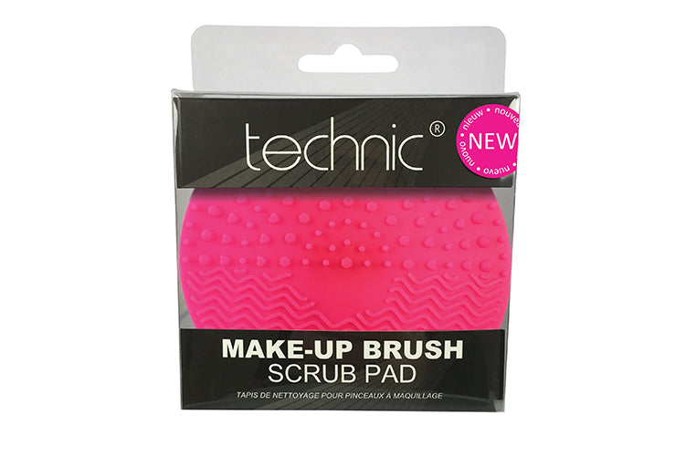 Technic Makeup Brush Scrub Pad