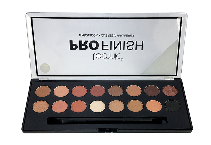 Technic Pro Finish Eyeshadow Palettes