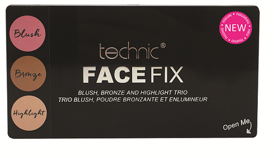 Technic Face Fix Palette