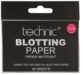 Technic Oil Absorbing Blotting Sheet