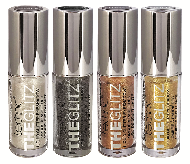Technic Bundles - The Glitz Liquid Glitter Eyeshadow