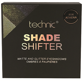 Technic Shade Shifter Palettes