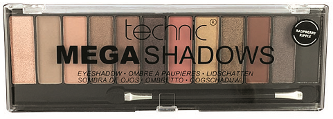 Technic MegaShadows Eyeshadow Palette