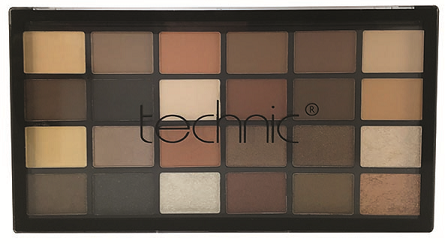 Technic X 24 Makeup Palette