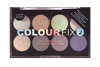 Technic Colour Fix Highlighter Palette 2