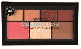 Technic Colour Max Face & Eyes Palettes
