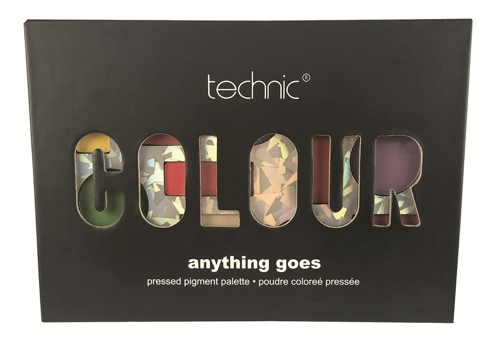 Technic Limited Edition Anything Goes Palette