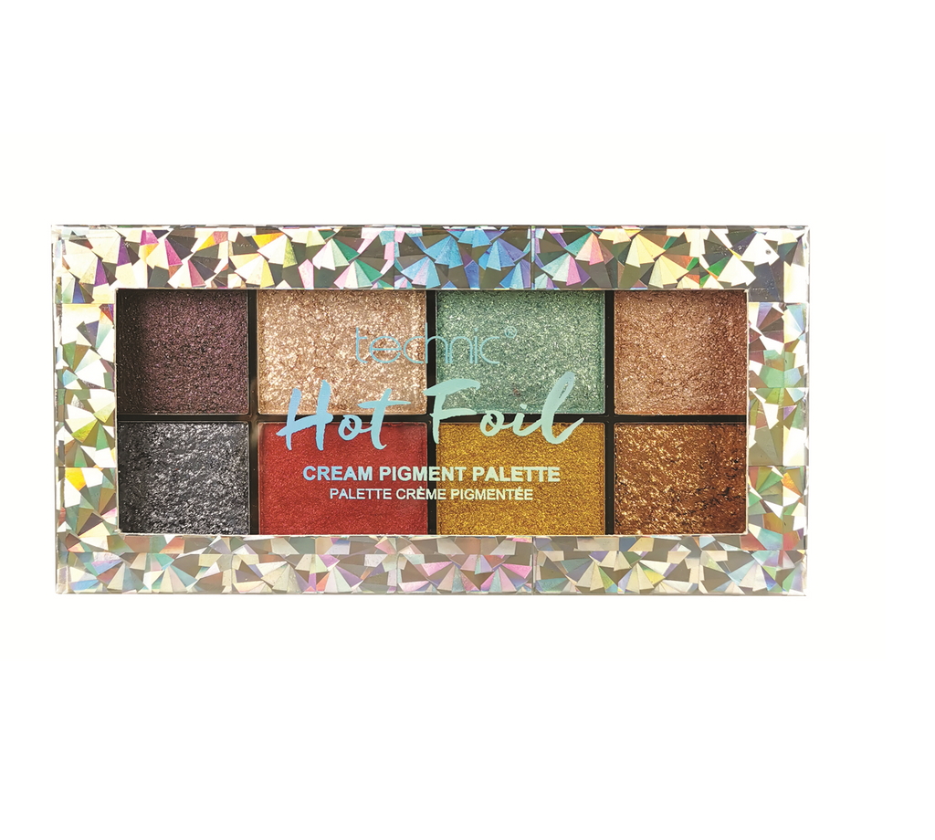 Technic Hot Foil Cream Pigment Palette